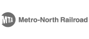 Metro-North Railroad Logo